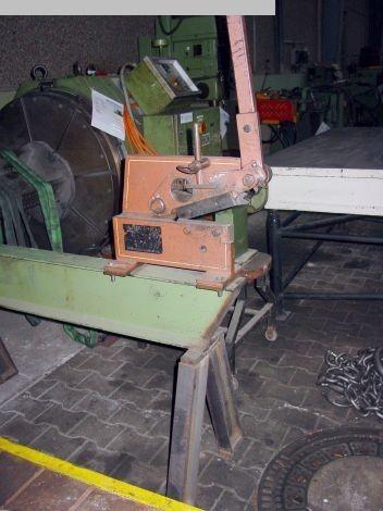 Handhebel-Schere PEDDINGHAUS 4 RP 8 Karl Günter Wirths GmbH Ennepetal